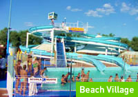 Beach Village, Beach Funfair