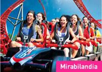 Mirabilandia, Parco giochi