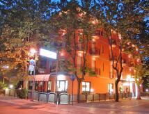 Hotel 3 Sterne - hotel napoleon - San Mauro Mare - Föhn