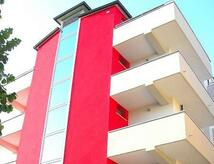 Aufzug  - Rivabella - Hotel drei Stern - hotel etoile