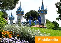 Fiabilandia, Vergnügungspark für Kinder