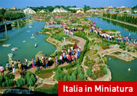Italia in Miniatura, An exciting virtual journey across Italy