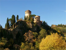 Castles in the province of Ravenna