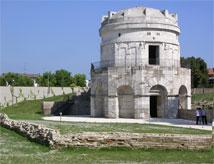 Author's itineraries Ravenna