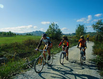 Cycle tourism in Romagna
