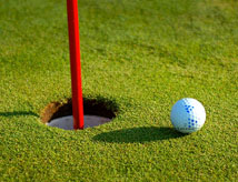 Clubs de golf en Romagne